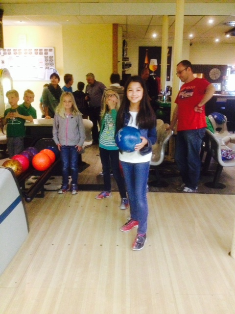 Foto 5 bowling met jeugd